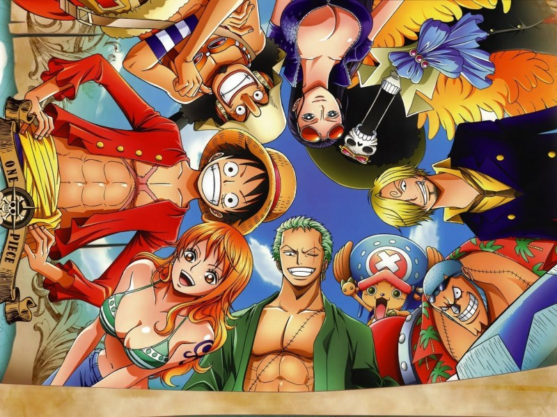 Ver one piece crunchyroll ✅